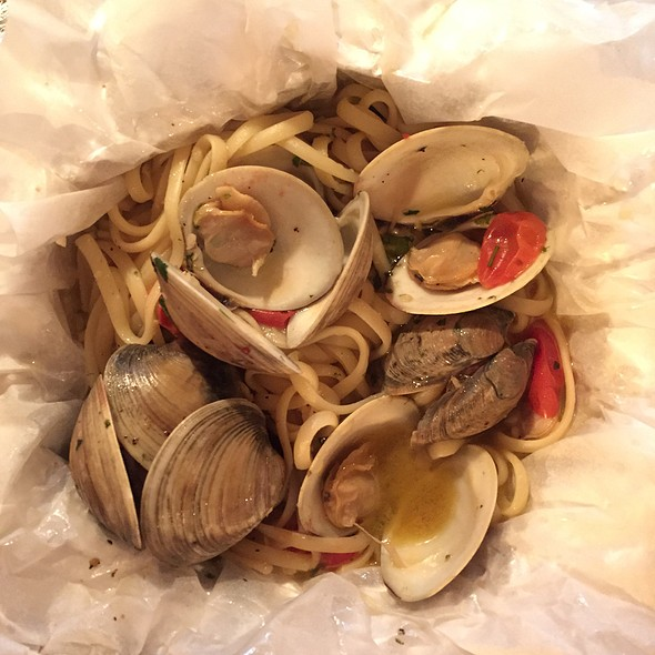 Linguini Con Vongole - Antico Forno, Boston, MA