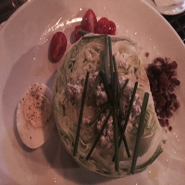 Wedge Salad - Kayne Prime, Nashville, TN