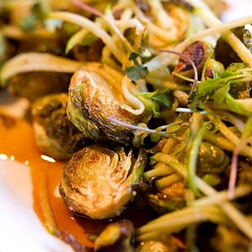 Brussel sprouts - Panzano, Denver, CO