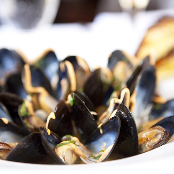 Roasted PEI Mussels  - Bambara, Salt Lake City, UT