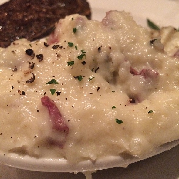 Sam's Mashed Potatoes  - The Capital Grille - Jacksonville, Jacksonville, FL