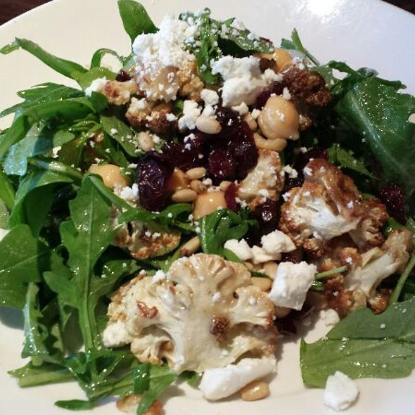 Roasted Cauliflower And Arugula Salad  - Jimmy's on Broadway, Seattle, WA