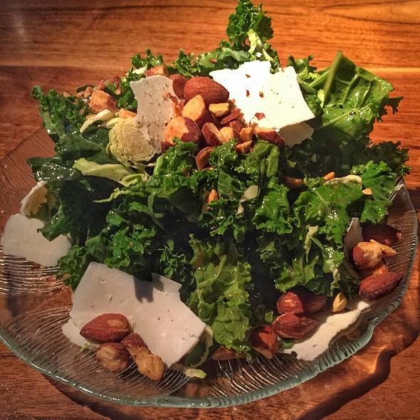 Kale Salad - Stars Restaurant - Rooftop & Grill Room, Charleston, SC