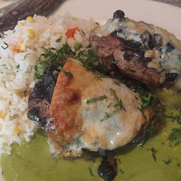 Beef Tenderloin Don Guillermo - Talavera Cocina Mexicana, Coral Gables, FL