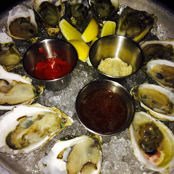 Oysters - Après Ski Fondue Chalet, New York, NY