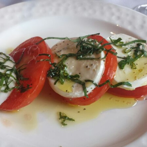 Mozzarella Caprese - Venice Ristorante & Wine Bar, Denver, CO