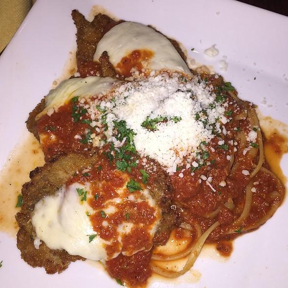 Veal Parmigiana - Gennaro's Restaurant & Catering – Princeton, Princeton, NJ
