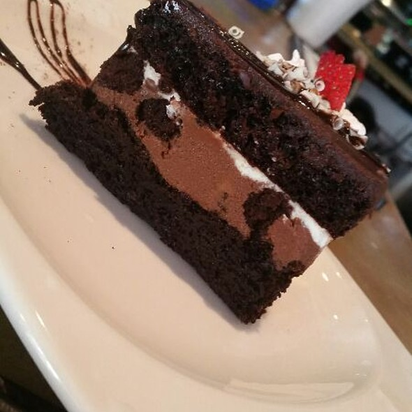 Chocolate Cake - Palm Sugar Asian Grills & Dessert Bar, West Palm Beach, FL