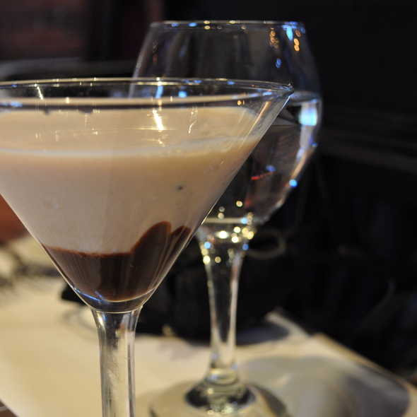 Chocolate Covered Cherry Martini - Chart House Restaurant - Boston, Boston, MA