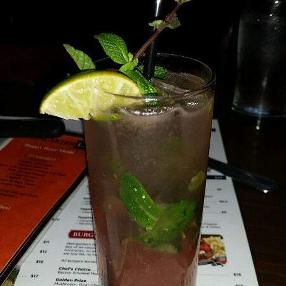 Strawberry Mojito - Steingarten LA, Los Angeles, CA