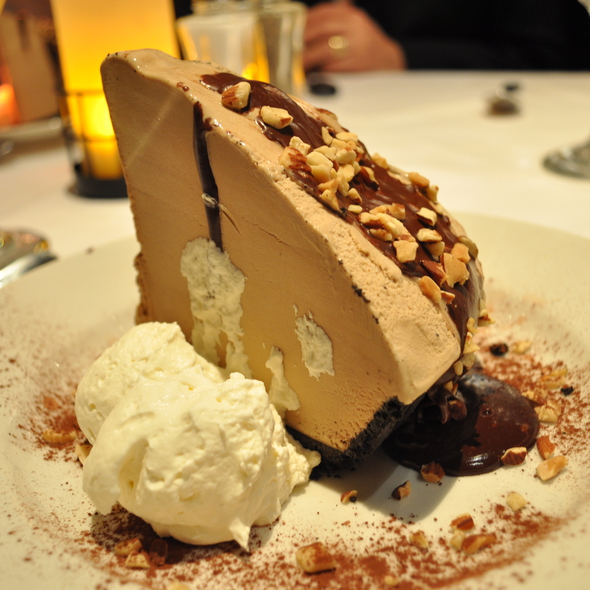 Mud Pie - Chart House Restaurant - Boston, Boston, MA