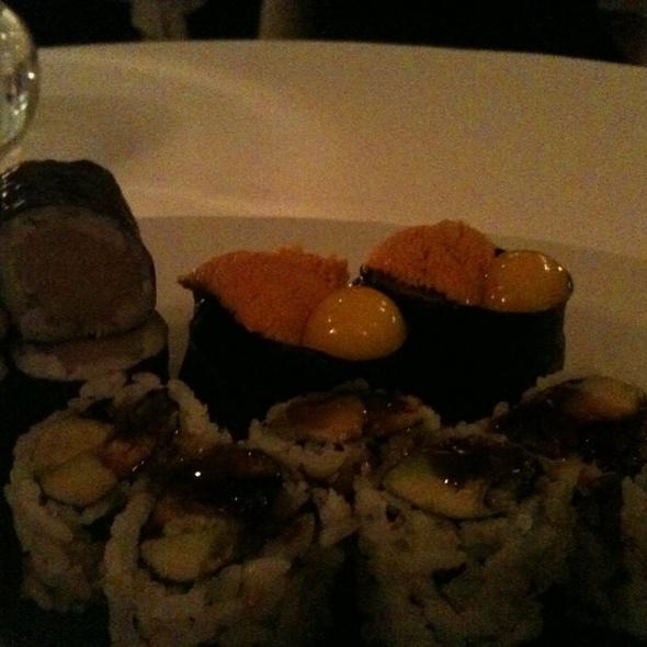 Sushi - Caviar Russe, New York, NY