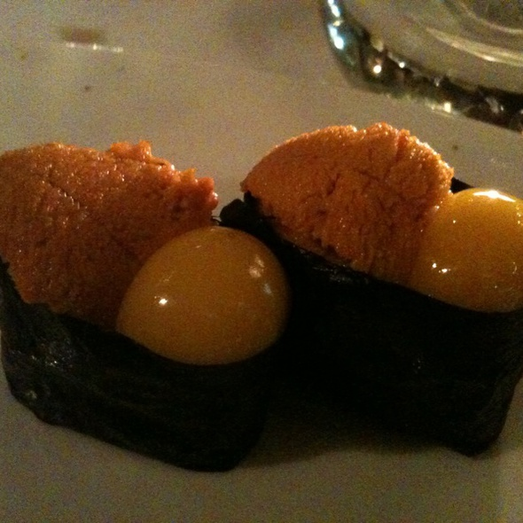 Uni - Caviar Russe, New York, NY