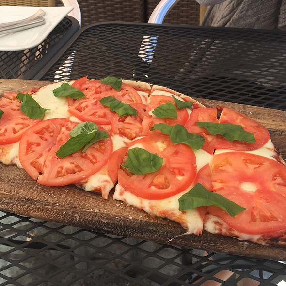 Margarita Flatbread - Indulge Bistro and Wine Bar - Golden, Golden, CO