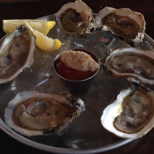 Half Dozen Oysters - Enterprise Fish Co. - Santa Barbara, Santa Barbara, CA