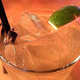 Matchbox Mule (Cocktail) - Brickworks American Bistro + Spirits, Palm Springs, CA