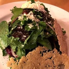 Simple Green Salad - Brickworks American Bistro + Spirits, Palm Springs, CA