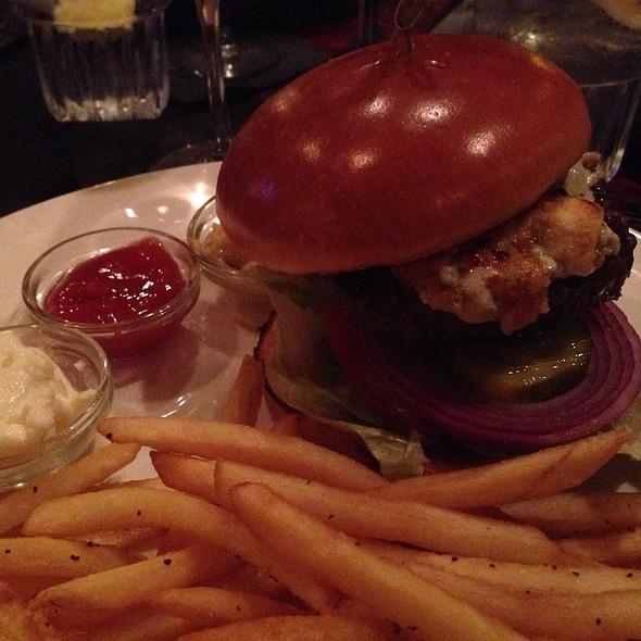 Happy Hour Hamburger - Del Frisco's Double Eagle Steak House - Las Vegas, Las Vegas, NV