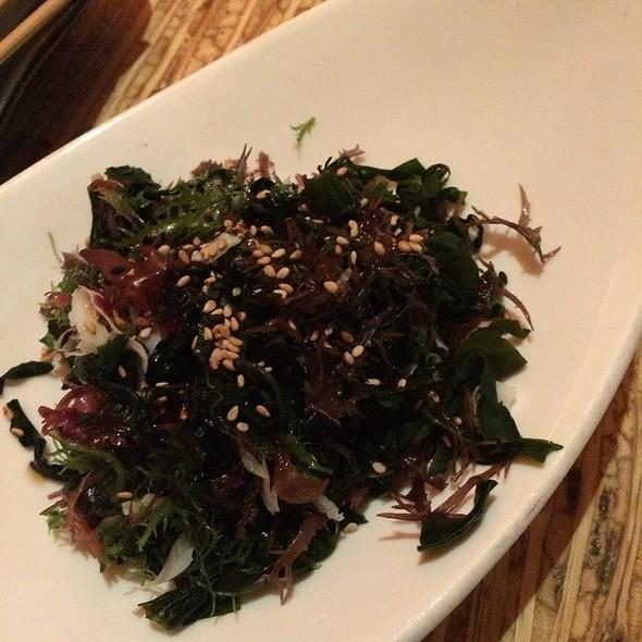 Kelp Salad - Kenichi Aspen, Aspen, CO