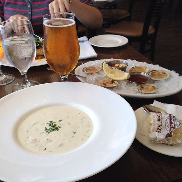 New England Chowder - Coast Guard House, Narragansett, RI