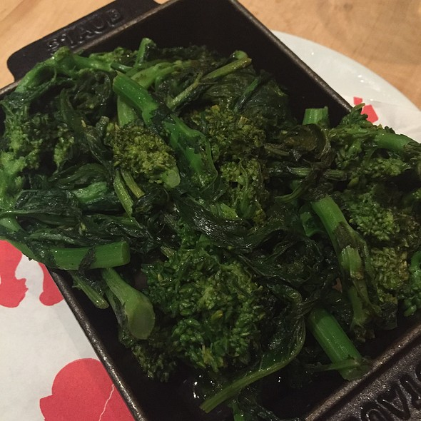 Broccoli Rabe - D.O.C.G. Enoteca by Scott Conant, Las Vegas, NV