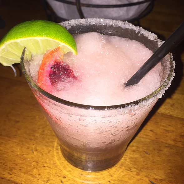 Blood Orange Margarita - Fat Fish Cantina Grill, San Diego, CA