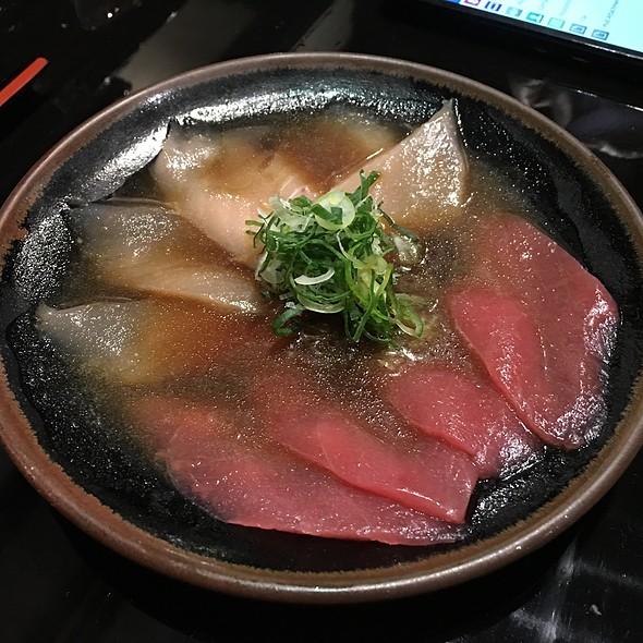 Ahi & Tombo Sashimi - Sushi Sasabune Hawaii, Honolulu, HI