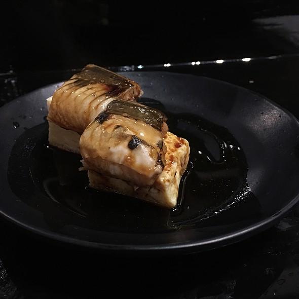 Eel Tamagoyaki - Sushi Sasabune Hawaii, Honolulu, HI