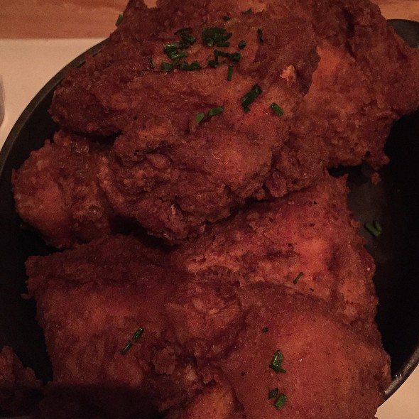 Deep Fried Chicken - Yardbird Southern Table & Bar, Miami Beach, FL