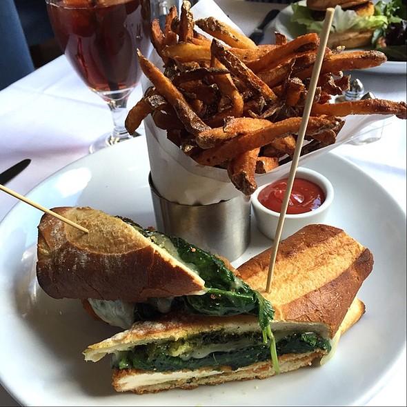 Crispy Chicken Sandwich - Bliss, Philadelphia, PA