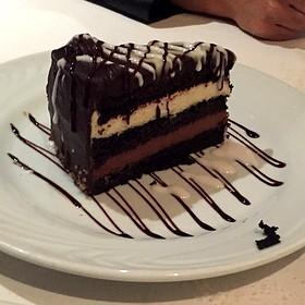 Chocolate Mousse Cake - Fogo de Chao Brazilian Steakhouse - Baltimore, Baltimore, MD
