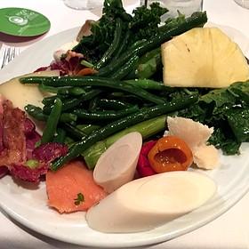 Salad Bar Items - Fogo de Chao Brazilian Steakhouse - Baltimore, Baltimore, MD