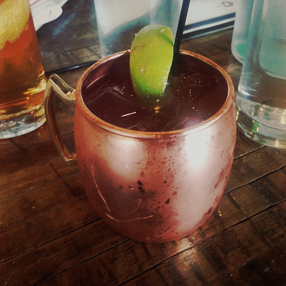 Moscow Mule - Central Bistro and Bar, Denver, CO