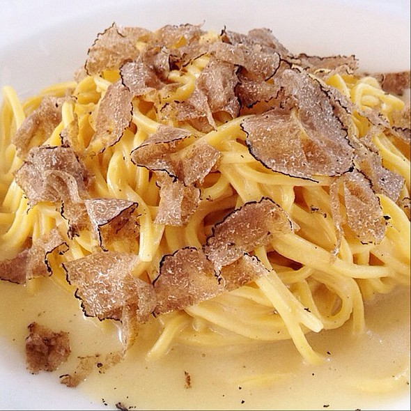 Truffles Pasta - Quattro - South Beach, Miami Beach, FL