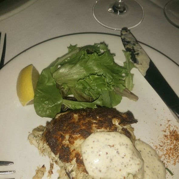 crabcake - Michaels Restaurant, Key West, FL