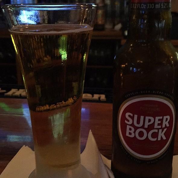 Super Bock (Portugese Beer) - Allegro Seafood Grill, Newark, NJ