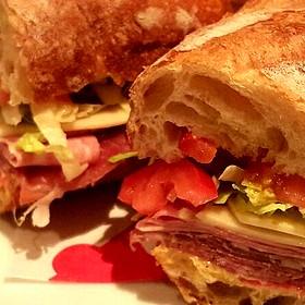 Padrino Sandwich - D.O.C.G. Enoteca by Scott Conant, Las Vegas, NV