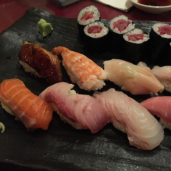 Assorted Sushi And Nigiri - Katsuno, Forest Hills, NY