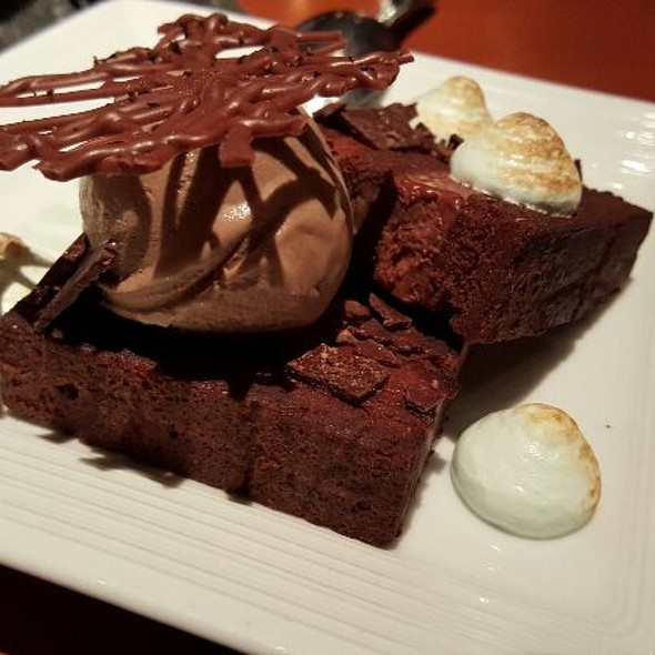 Chocolate Cake - Craftsteak - MGM Grand, Las Vegas, NV