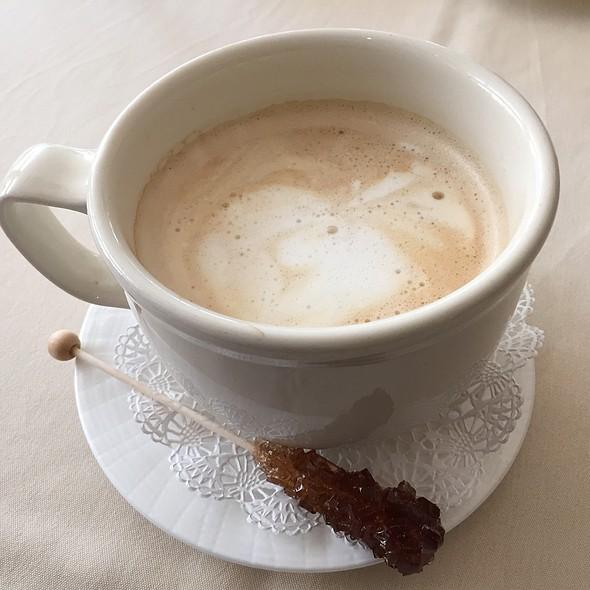 Latte - Museum Cafe, Oklahoma City, OK