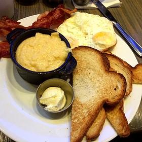 Rose's Traditional Breakfast - Ms. Rose's, Charleston, SC