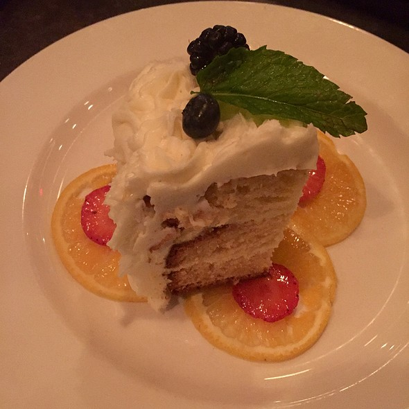 Coconut Cake - Winewood, Grapevine, TX