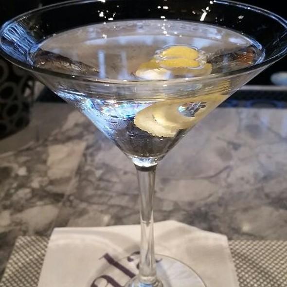 Tito's Martini w/a Twist - Tala American Bistro, Latham, NY