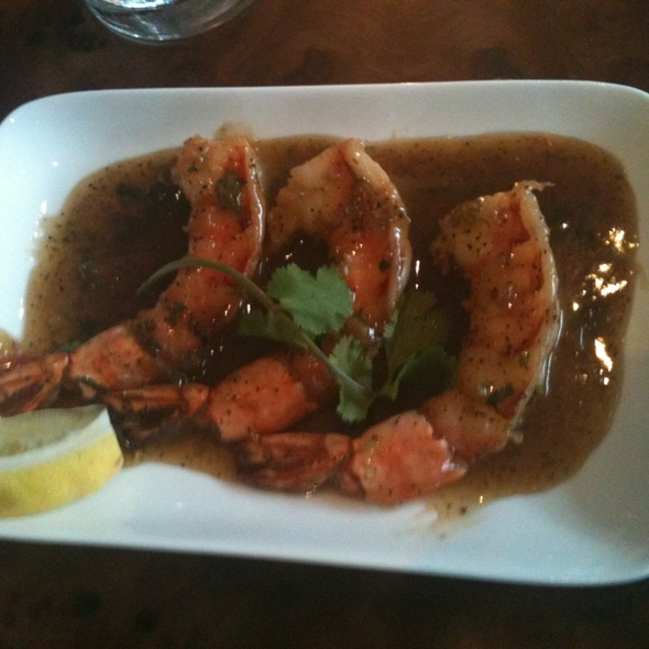 Prawns - Eleve Restaurant, Walnut Creek, CA