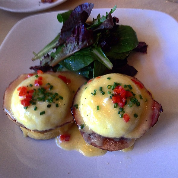 Bénédicte eggs - Sarabeth's East, New York, NY