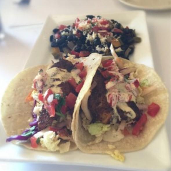 Blackened Rockfish Tacos - Scott's Seafood Grill & Bar - Folsom, Folsom, CA