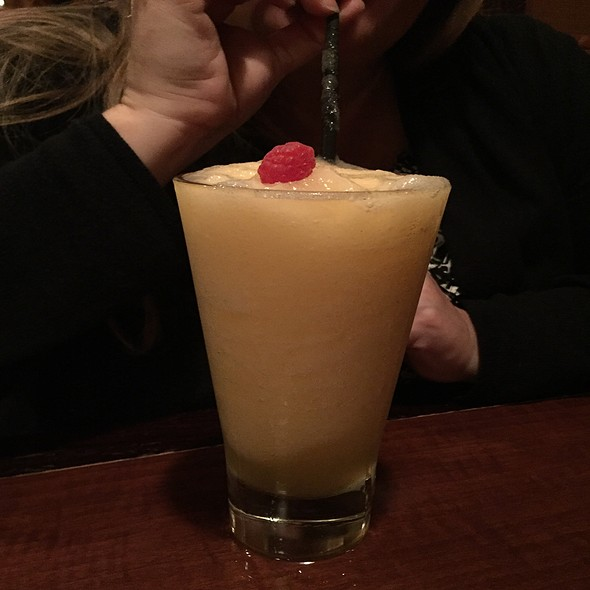 Peach Bellini - Copelands of New Orleans, Southlake, TX