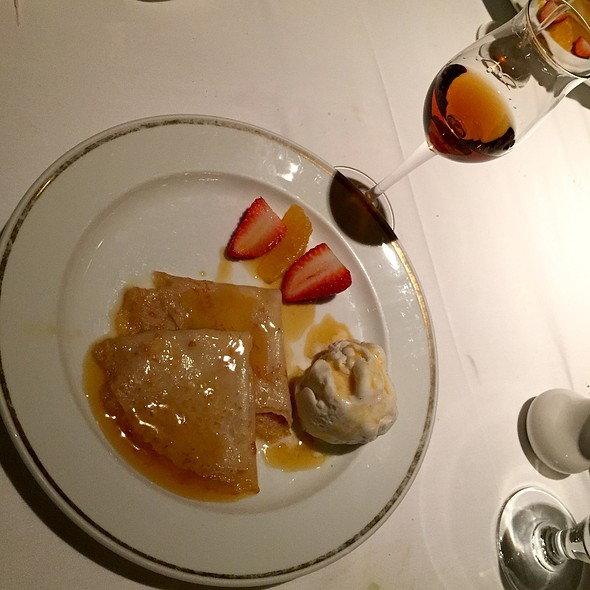 Crepes Suzette - Michel's at the Colony Surf, Honolulu, HI