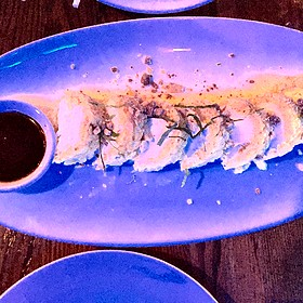 Ice Cream Sushi Roll - Sampan - Philadelphia, Philadelphia, PA