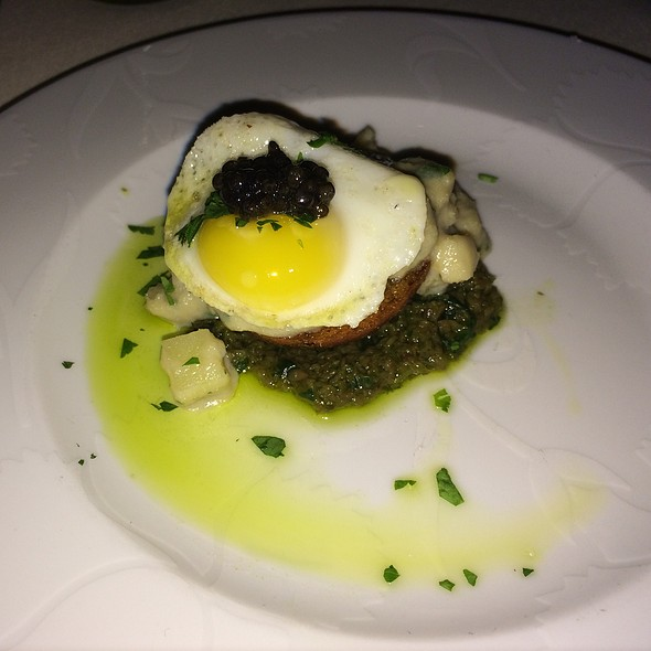 Baccala Brandade - Vetri Cucina, Philadelphia, PA